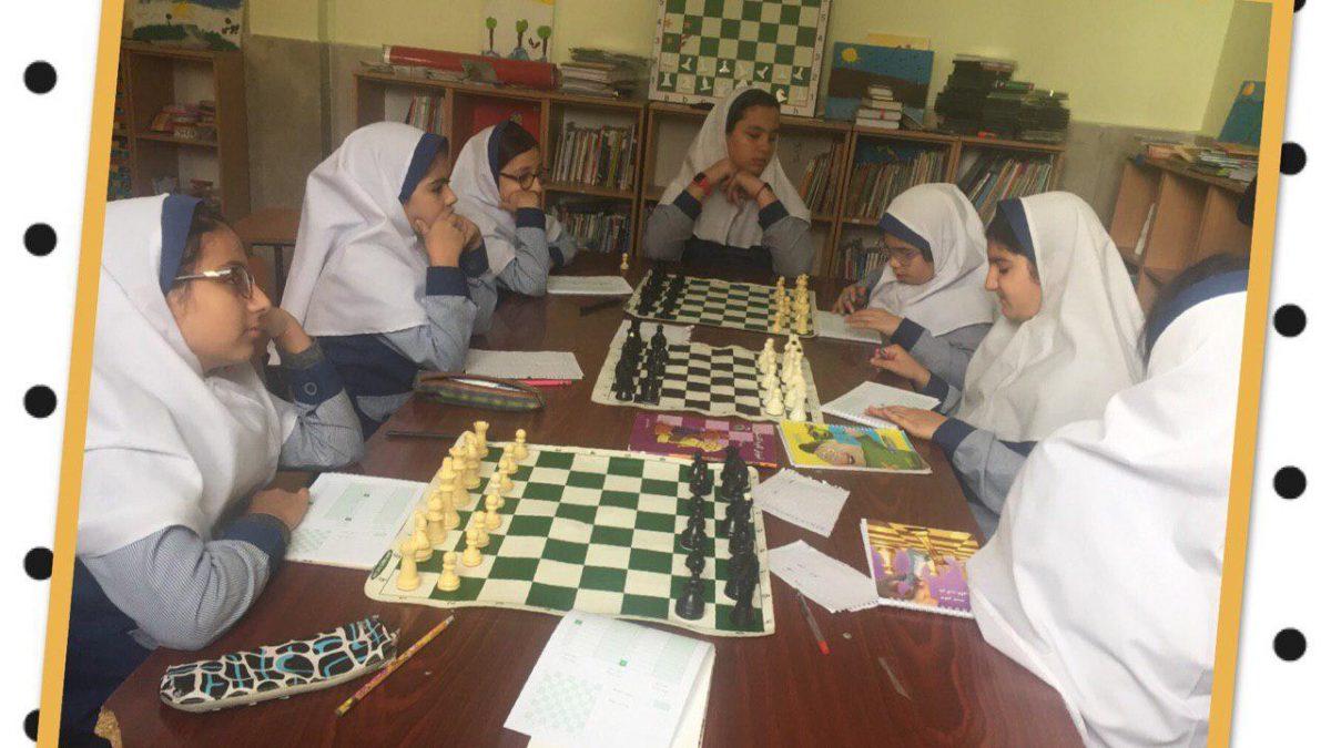 برگزاری کلاس شطرنج