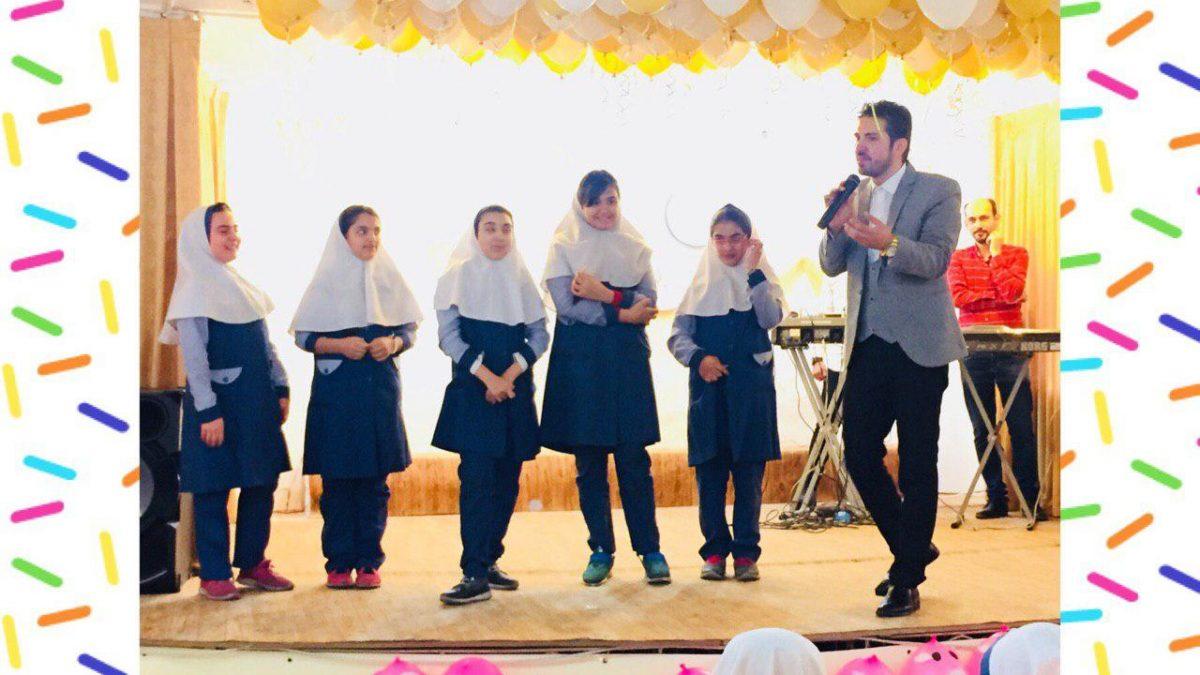 برگزاری جشن نوروز دختران مبتکرنوین