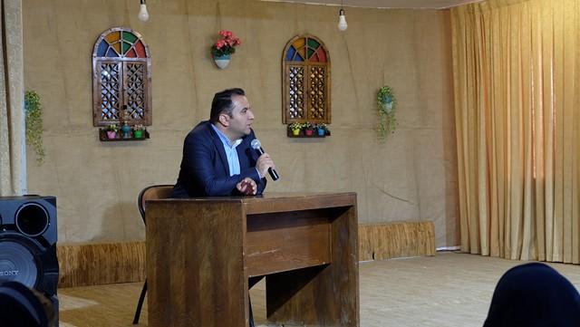 دومین جلسه سخنرانی جناب آقای دکتر تبریزی