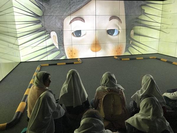 باغ علم کودک - پیش دبستان و دبستان مبتکرنوین